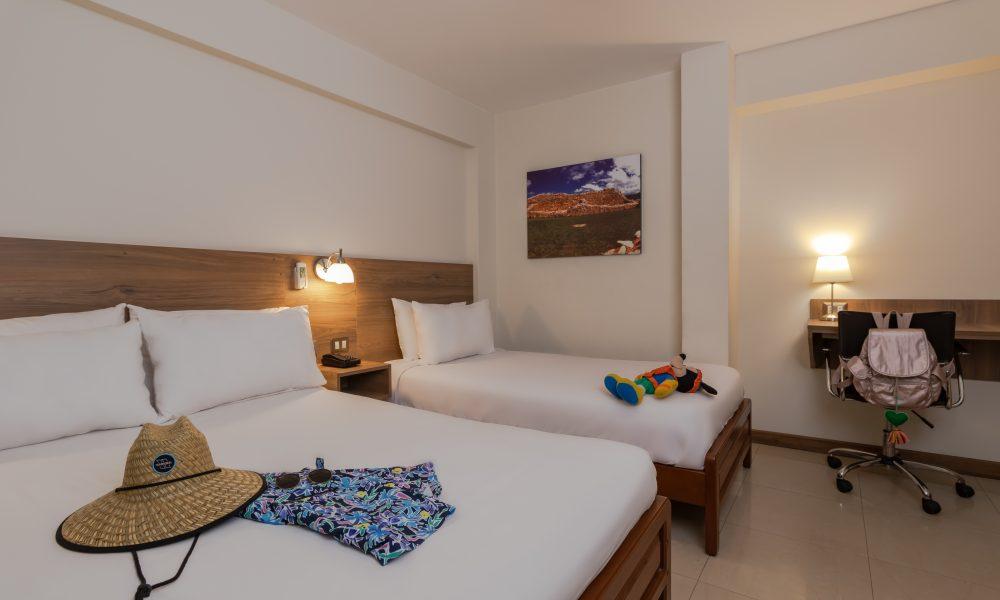 Habitación Doble (2 camas)